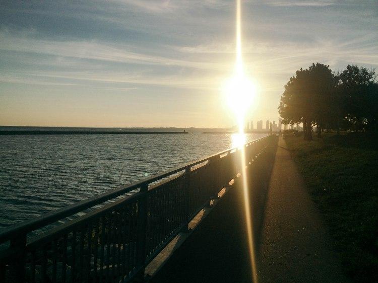 Sunset Run-2